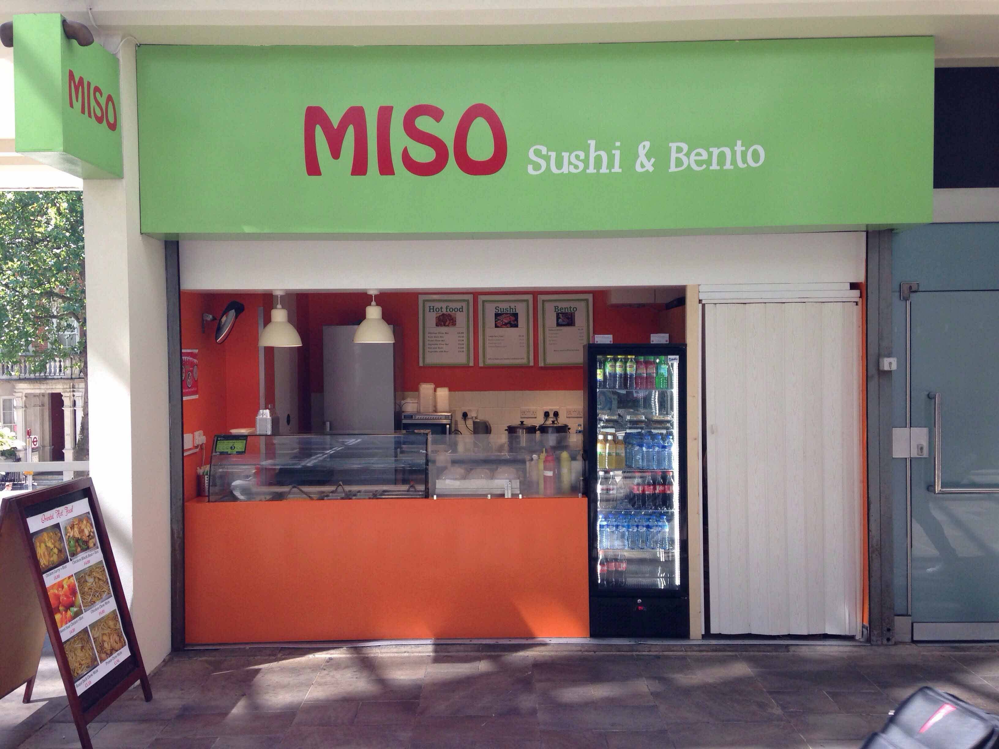 Miso Sushi and Bento